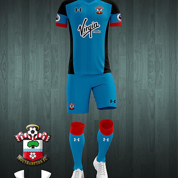 Southampton 2016-17 third kit concept