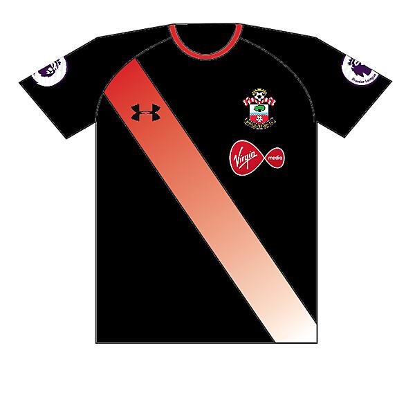 Southampton Away 2016-17