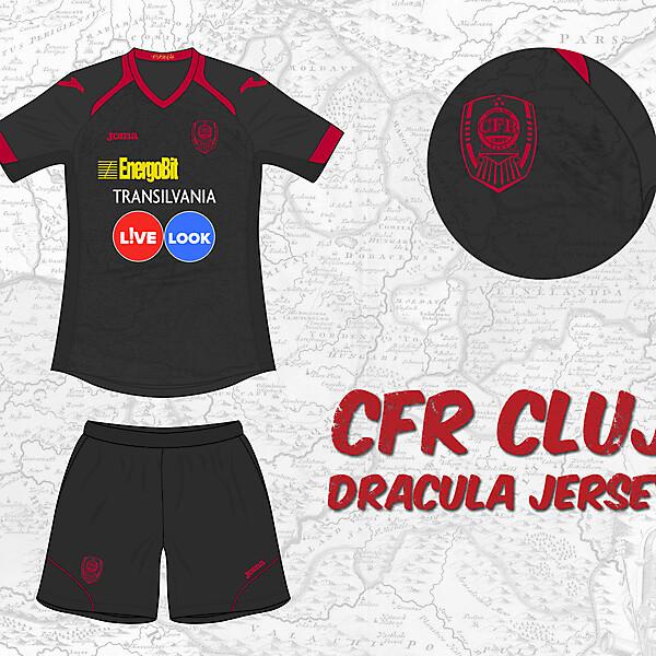 Cluj/Dracula jersey