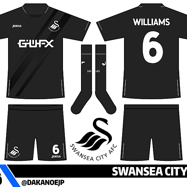 Swansea Away