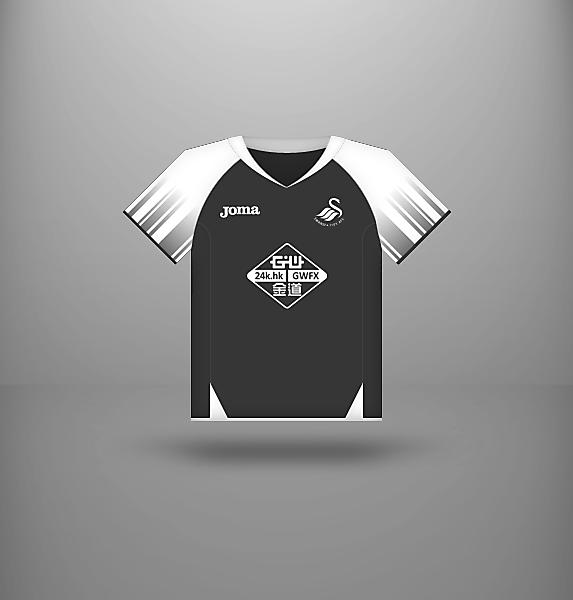 Swansea City - Away kit (Joma)