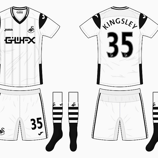 Swansea Home Kit - Joma