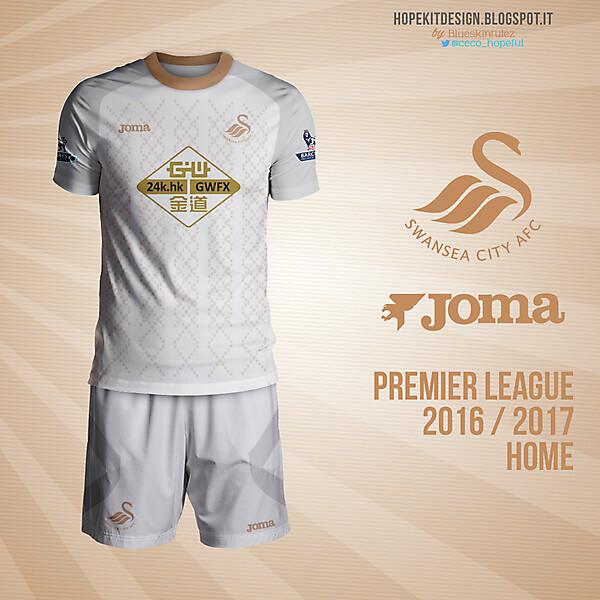 Swansea Joma 2016/2017