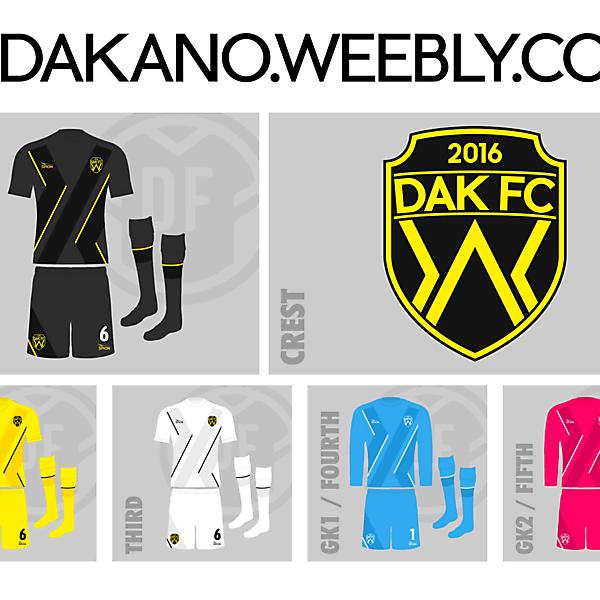 DAKblog / Dak FC