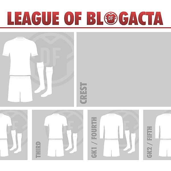 League of Blogacta Kit Template