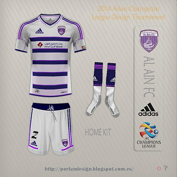 [Quaterfinals AFC CL Competition] Al Ain FC