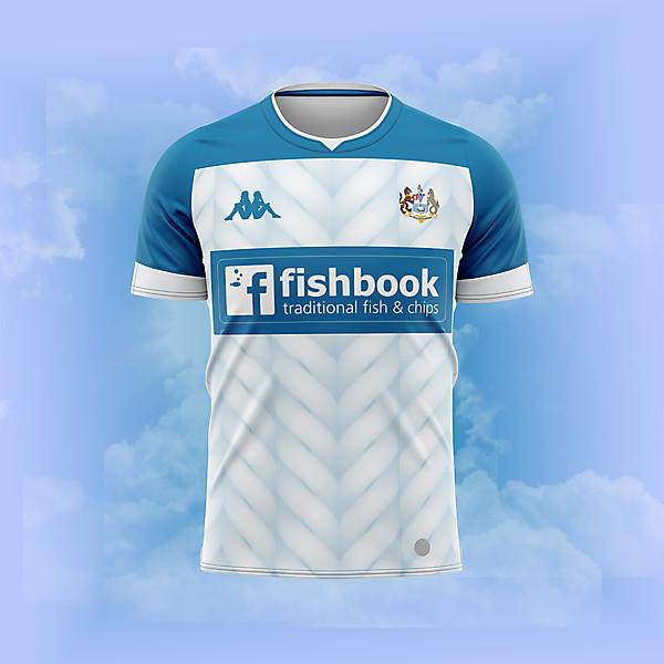 Fishbook !!! A Belfast Chipshop, concept shirt.