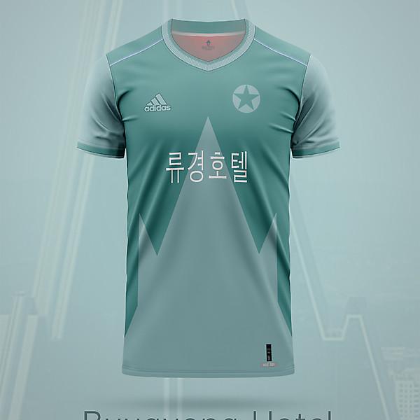 Ryugyong Hotel shirt concept
