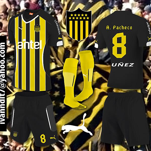 Club Atlético Peñarol Puma 2014