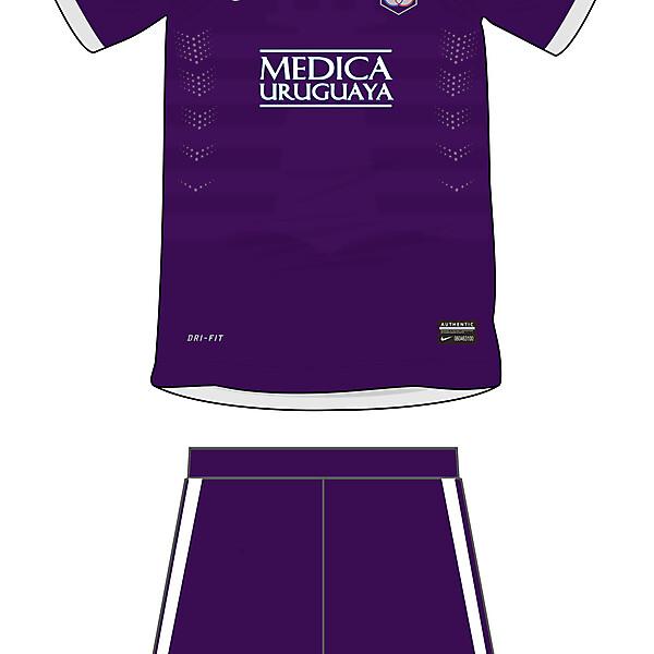 Defensor Sporting Club Home Kit