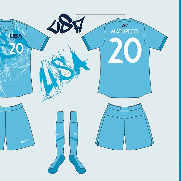 USA Futsal Away Version 03
