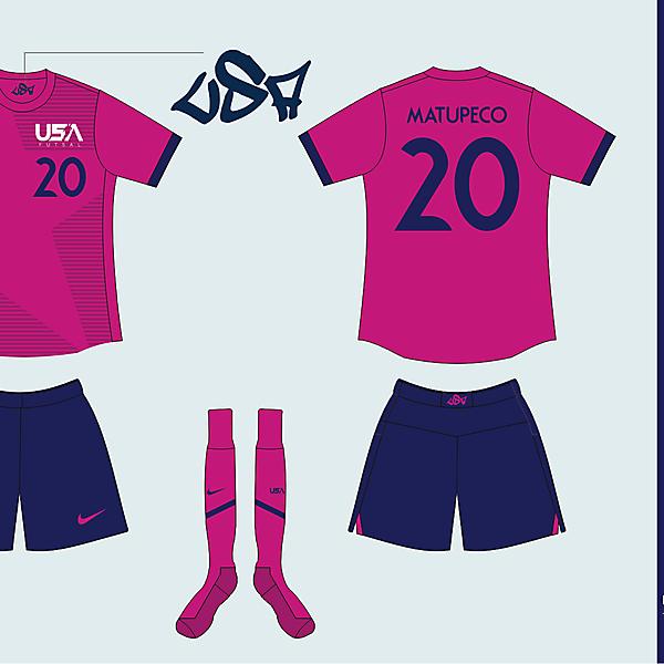 USA Futsal comp (closed)