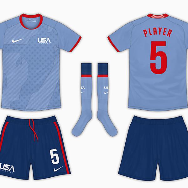 USA Futsal Final - Alternative Kit
