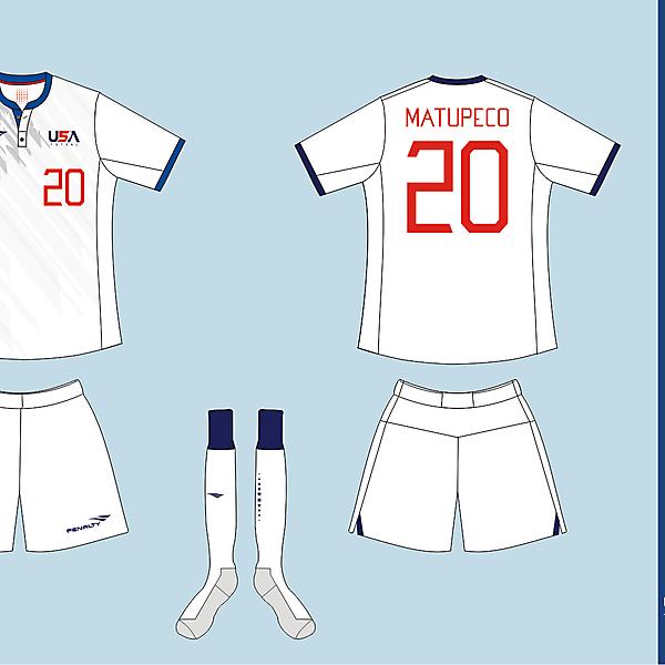 USA Futsal Home kit Version 02