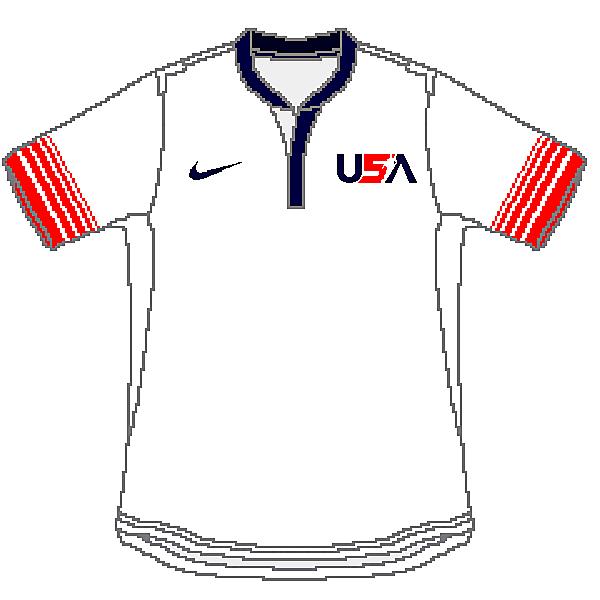 USA Futsal Home V.5