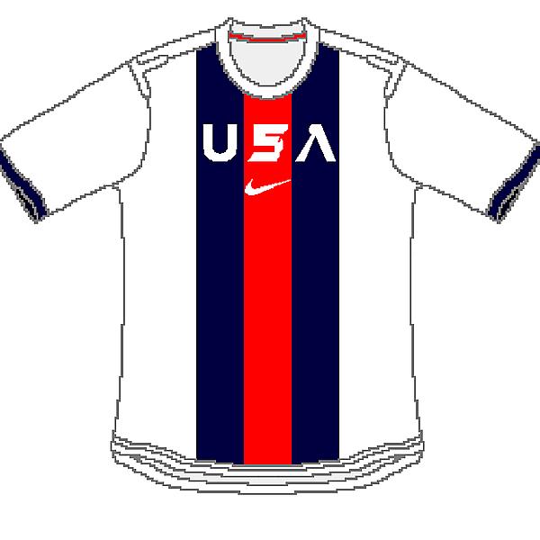 USA Futsal Home V.8