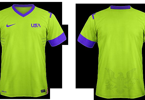 USA Futsal Third