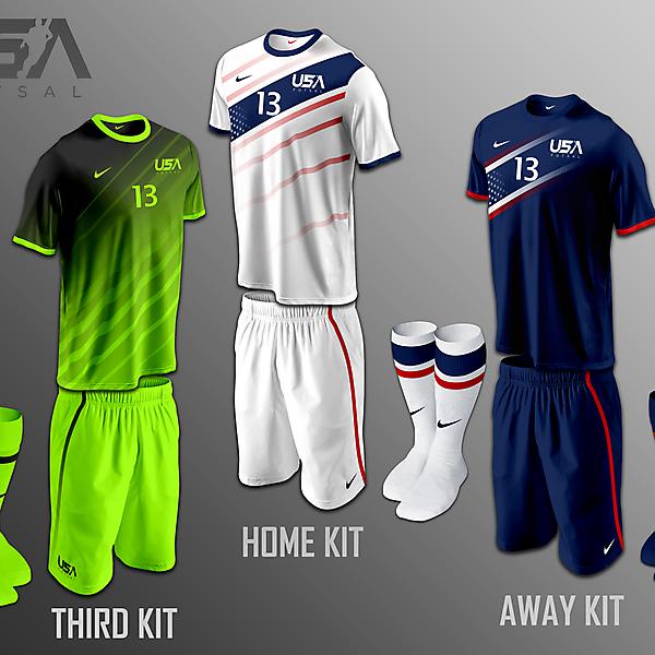 USA Futsal v4