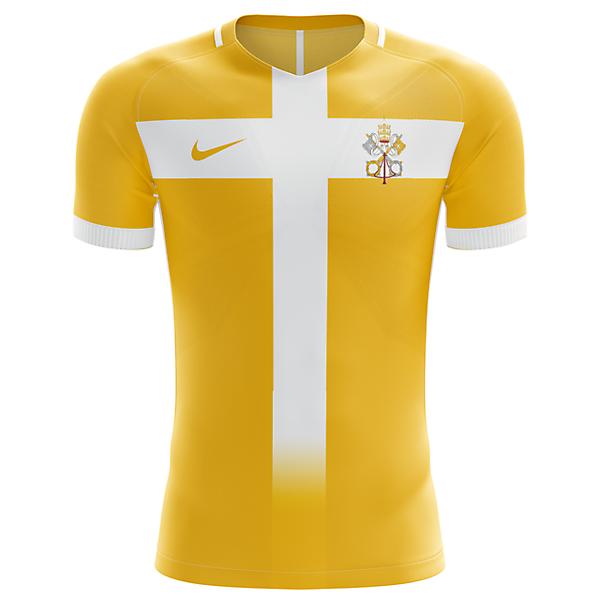 Vatican - Nike Away