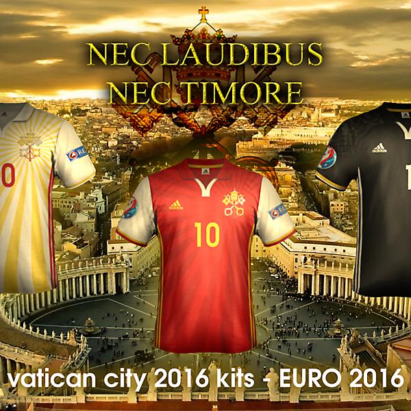 Vatican City EURO 2016