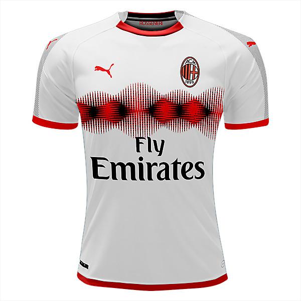 AC Milan away concept
