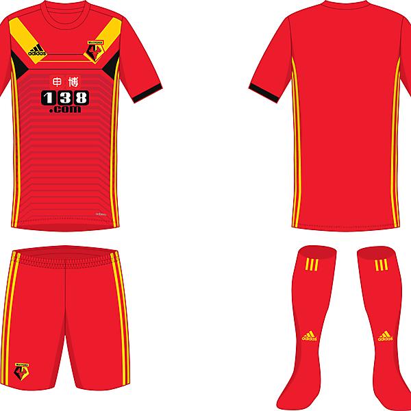 Watford - away shirt