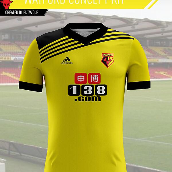 Watford X Adidas Concept - Futwolf