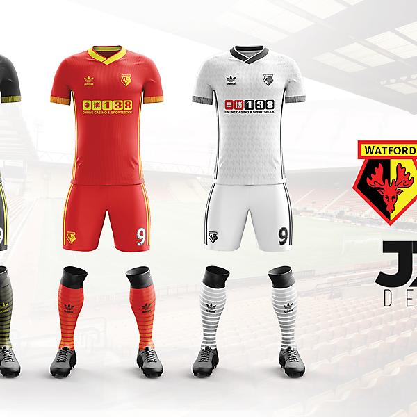 Watford x Adidas Concept