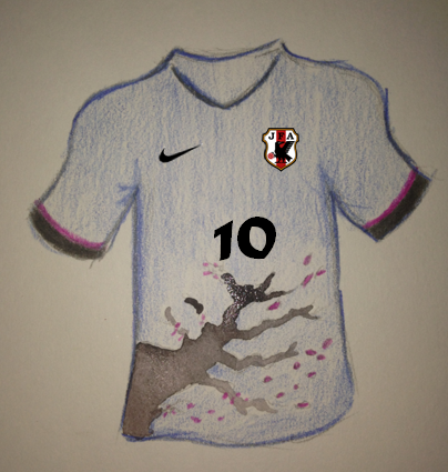 Japan World Cup 2014 Home