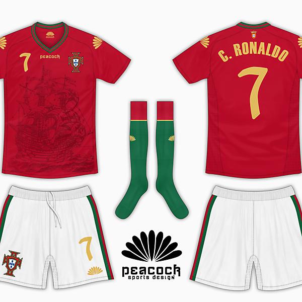 Portugal Home Kit - Peacock