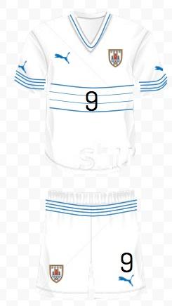Uruguay Away