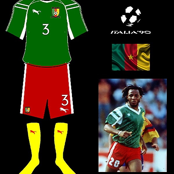 World Cup jersey re-design (Closed)
