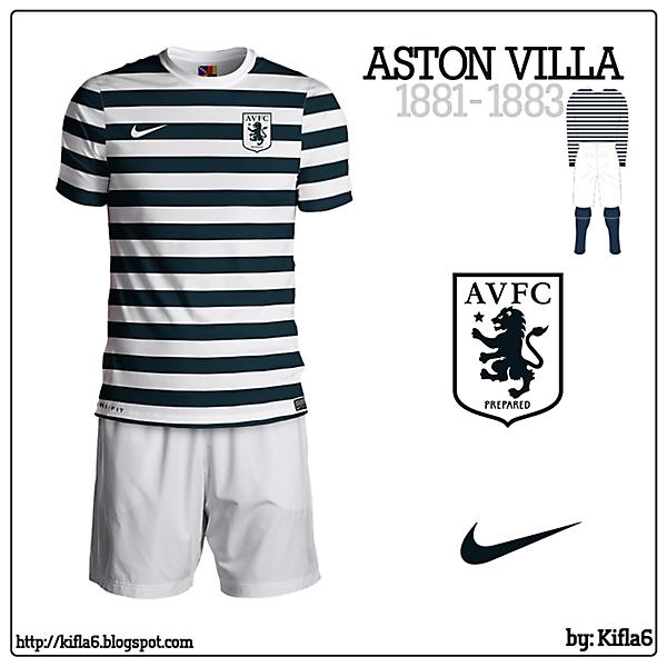 Aston Villa 1881-1883