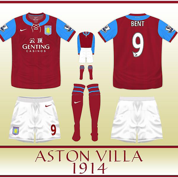 Aston Villa 1914