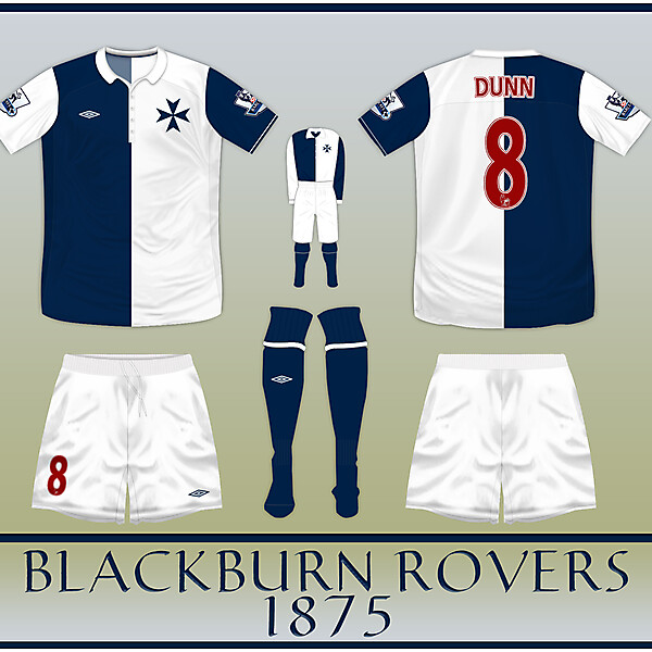 Blackburn Rovers 1875