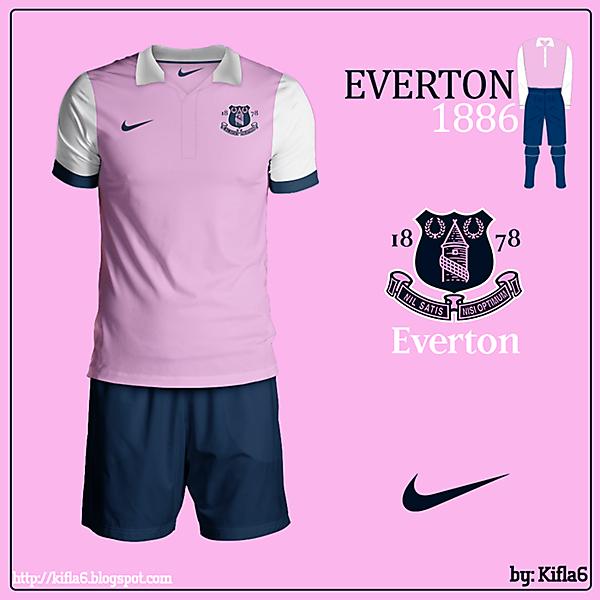 Everton 1886-1887