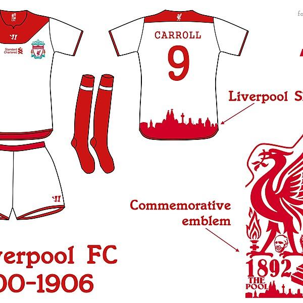 Liverpool FC 1900-1906