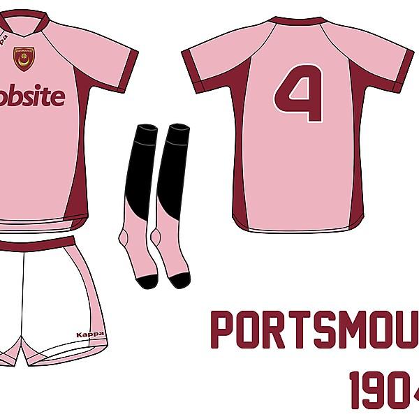 Portsmouth FC 1904-1905