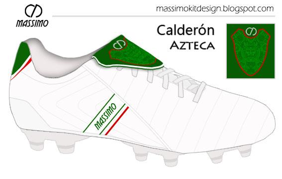 Massimo Calderon - Azteca