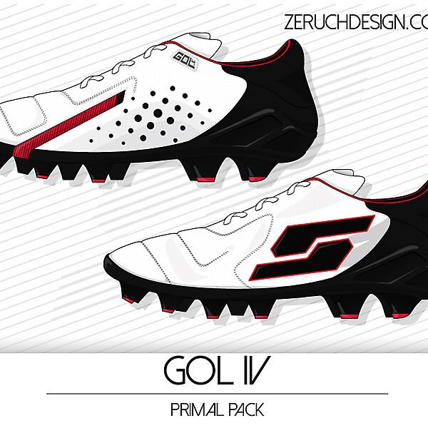GOL IV Primal Pack