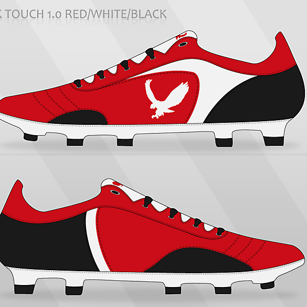 Hawk Touch 1.0 Red/White/Black