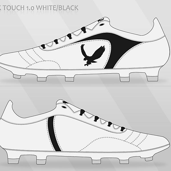 Hawk Touch 1.0 White/Black