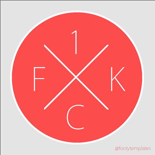 1. FCK / FC Kaiserslautern Crest