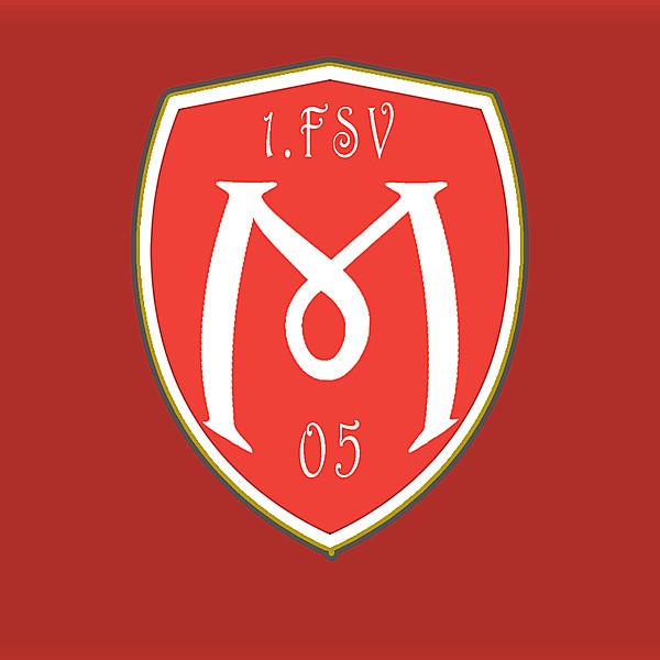 1.FSV Mainz 05 alternativ Logo