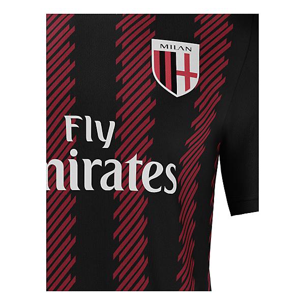 MILAN logo Re-Design