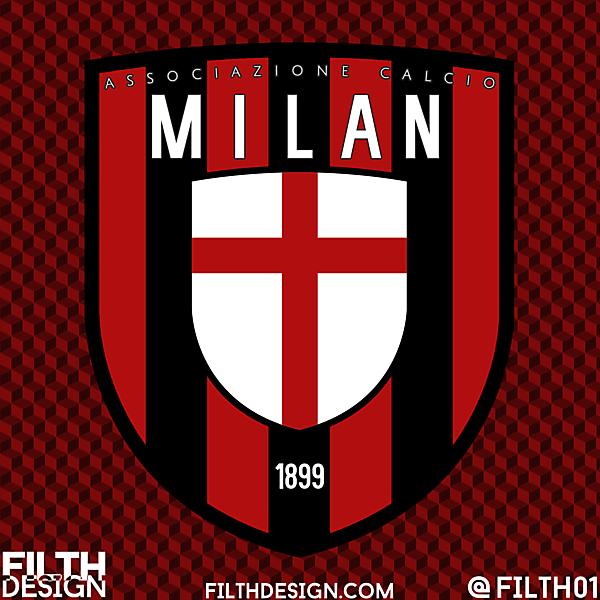 A.C. Milan Rebrand