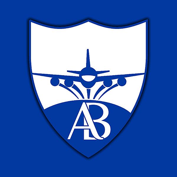 Airbus UK Broughton FC Crest Redesign