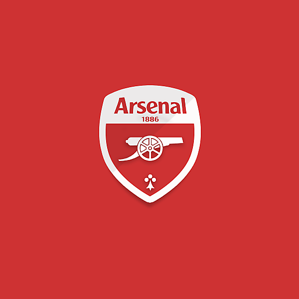 Arsenal logo redesigned v1.