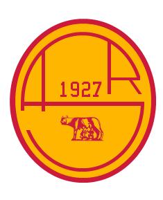 AS Roma fantasy logo