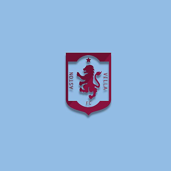 Aston Villa logo redesigned v1.
